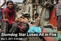 'Slumdog Millionaire' Star Rubina Ali Homeless After Fire in Mumbai Slum