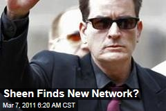 Charlie Sheen Finds New Network? Actor in Talks With Mark Cuban and HDNet