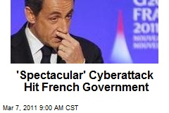 'Spectacular' Cyberattack Hit French Government