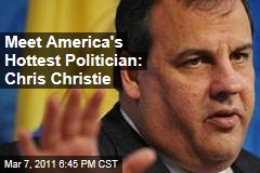 Chris Christie: New Jersey Governor Hottest Politician in America in Quinnipiac Poll