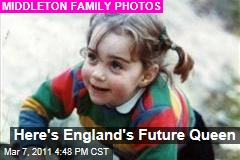 Kate Middleton Family Photos Released