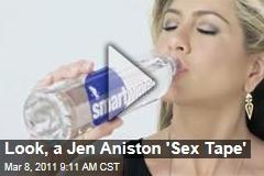 Jen Aniston's Sex Tape? Just Jennifer Aniston's Smart Water Ad (Video)