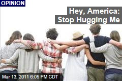 America's Facing a Hug Epidemic: Juliet Lapidos