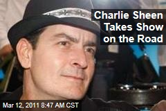 Charlie Sheen LIVE: My Violent Torpedo of Truth -- Actor Takes Live Show on the Road