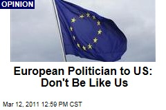 Daniel Hannan: Member of European Parliament Warns the US Is Becoming Too Much Like Europe