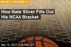 How Nate Silver Fills Out His NCAA Bracket