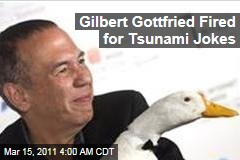 Gilbert Gottfried Fired as Voice of Aflac Duck