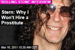 Howard Stern 'Rolling Stone' Interview: Sex, Artie Lange, Charlie Sheen, Rush Limbaugh, and More