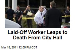 Laid-Off Worker Jumps to Death From Costa Mesa, California, City Hall
