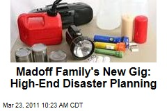 Black Umbrella: the Madoff Family Disaster Planning Business