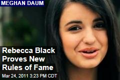 Rebecca Black's 'Friday' Song Proves Love-Hate World of the Internet: Meghan Daum