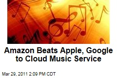 Amazon Cloud Player: Company Launches Digital Music Locker Ahead of Apple, Google