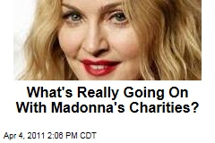 Another Madonna Charity Investigated Amid Raising Malawi Scandal: Is Kabbalah to Blame?