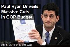 Paul Ryan Unveils Massive Cuts in GOP Budget