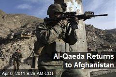 Al-Qaeda Returns to Afghanistan