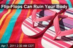 Doc Slaps Flip-Flops