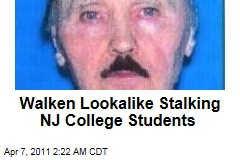 Walken Lookalike Stalking College Students