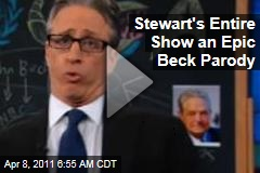 Jon Stewart Devotes Entire 'The Daily Show' Episode to Glenn Beck