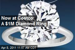 Now at Costco: A $1M Diamond Ring