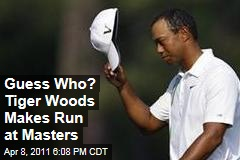 Tiger Woods Masters: He's Only 3 Strokes Off the Lead Heading Into Weekend