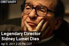 Legendary Director Sidney Lumet Dies