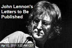 John Lennon's Letters to Be Published