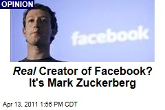 Mark Zuckerberg Invented Facebook: Farhad Manjoo
