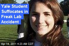 Yale Student Suffocates in Freak Lab Accident