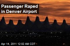 Passenger Raped in Denver Airport