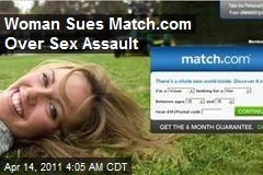 Woman Sues Online Dating Site for Sex Assault
