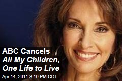 ABC Cancels All My Children, One Life to Live