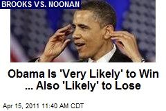 Obama Is 'Very Likely' to Win ... Also 'Likely' to Lose