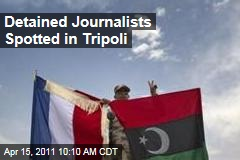 Journalists Detained in Libya, Including Claire Morgana Gillis, Spotted in Tripoli