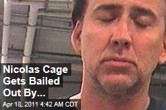 Dog the Bounty Hunter Bails Out Nick Cage