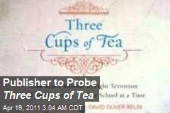 Viking to Probe Three Cups of Tea