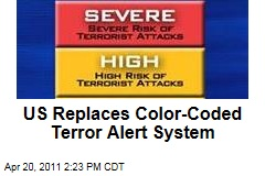 Terror Alert System: Janet Napolitano Announces New Method of Alerting Public of Danger