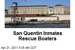 San Quentin Inmates Rescue Boaters