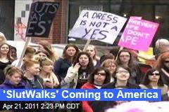 'SlutWalks' Coming to America to Protest Blame-the-Victim Sentiment on Rape