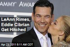 LeAnn Rimes, Eddie Cibrian Get Married