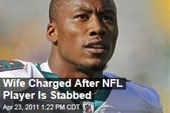 Miami Dolphins Receiver Brandon Marshall Stabbed in the Abdomen by His Wife, Police Say