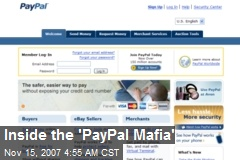 Inside the 'PayPal Mafia'