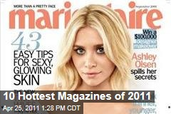10 Hottest Magazines of 2011: Adweek