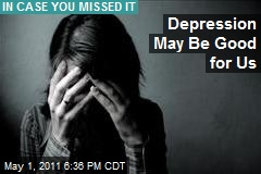 Depression May Be Good for Us