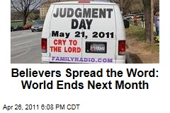 Harold Camping's Family Radio Prediction of the End of the World on May 21 Gains Traction