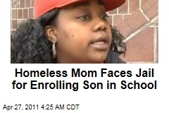 Tanya McDowell Case: Homeless Mom Faces Jail for Enrolling Son in School