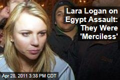 Lara Logan Discusses 'Merciless' Sexual Assault in Egypt