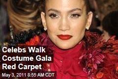 Metropolitan Museum of Art Costume Institute Gala: Celebs Walk the Red Carpet (Photo Slideshow)