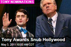 Tony Award Nominations Are Out, and Hollywood Got Snubbed