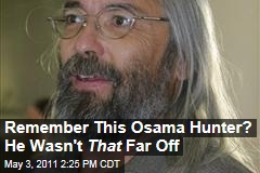Osama Hunter Gary Faulkner Was 270 Miles Away From bin Laden