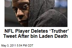 Rashard Mendenhall of Pittsburgh Steelers in Hot Water Over Tweets on Osama bin Laden, 9/11 Attacks